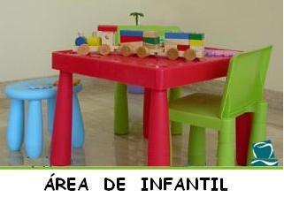 ÁREA DE INFANTIL